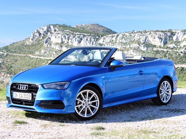 Essai vidéo - Audi A3 Cabriolet : cabriolet toutes saisons
