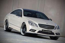 Mercedes Classe E kicherer, ou l'art du sport chic