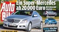Future Mercedes BLK : anti BMW Série 1 Coupé