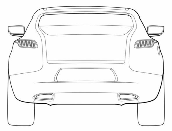 Aston Martin brevette le dessin du SUV Lagonda : bon pour la production ?