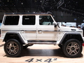 Mercedes  G500 4X4² : Big Foot - En direct du salon de Genève 2015