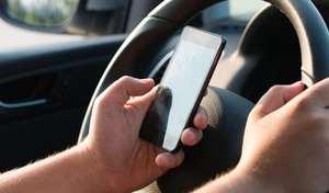 Téléphone au volant: la suspension de permis d'icifin 2019