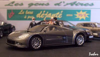 Miniature : 1/43ème - CHRYSLER ME412
