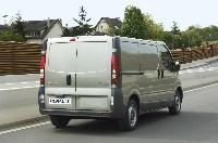 VUL - Renault Trafic: la fiche technique