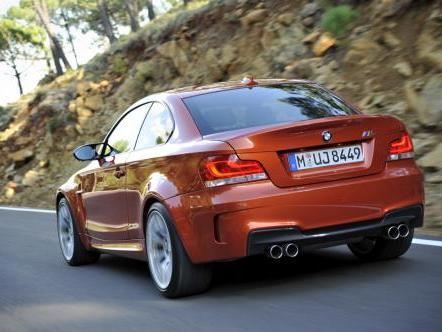 La BMW Série 1M plus rapide que la M3 à Hockenheim!