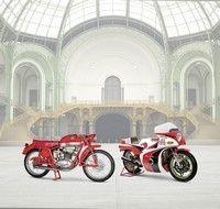 Vente Bonhams au Grand Palais les 3 et 4 février 2016: on attend une quarantaine de motos.