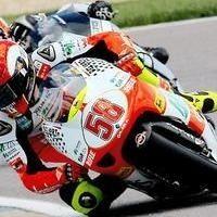 Superbike - Aprilia: On reparle de Simoncelli sur la RSV4 !