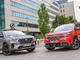 Comparatif - Citroën C5 Aircross BlueHDi 130 EAT8 VS Hyundai Tucson CRDi 136 DCT-7 : les Chevrons prêts à en découdre