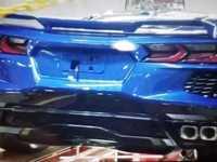 La Chevrolet Corvette C8 en fuite ?
