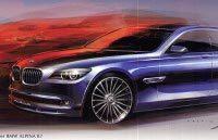 Future Alpina B7 : beau sketch