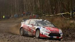 WRC Citroën : Sébastien Ogier fera les 6 premiers rallyes 2009