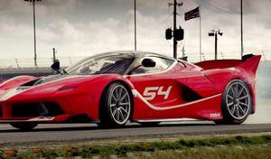 Top Gear : la nouvelle saison s'annonce en Ferrari FXX K