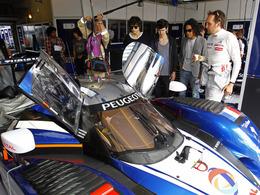 (Le Mans 2010) En direct des essais libres. Festival Peugeot, les temps de 2009 déjà battus