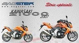 Série limitée Bagster pour 750 et 1000 Z Kawasaki