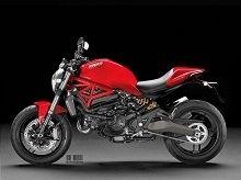 Nouveauté – Ducati: la nouvelle Monster 800 est servi au Bar