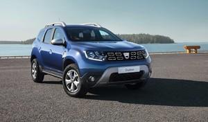 Les modèles Dacia populaires aussi en dehors de France