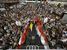 (Le Mans 2010) Brèves du mercredi