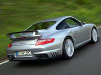 Porsche 911 GT2: premières photos officielles