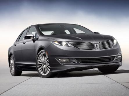 Une future Lincoln sur base de Ford Mustang?