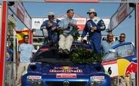 Dakar 2008: Volkswagen au complet