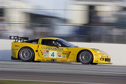 Corvette confirme son programme GT1 2009