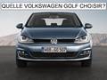 Quelle Volkswagen Golf choisir ?