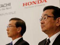 Véhicules électriques: le courant passe entre Honda et Hitachi