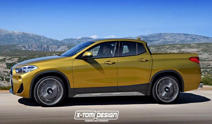 Le Pickup est demandé chez BMW