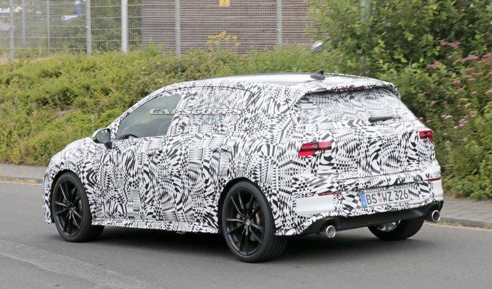 Volkswagen : la future Golf GTI de sortie