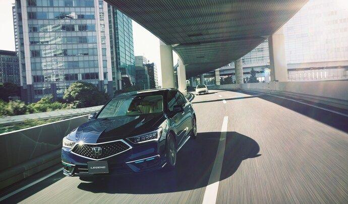 Honda progresse sur la voiture autonome au Japon