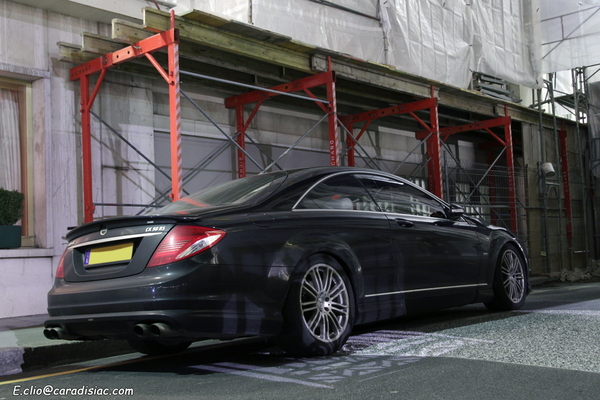 Photos du jour : Carlsson CK 50 rs
