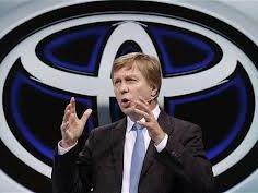 Didier Leroy: le Français qui est vice-président de Toyota