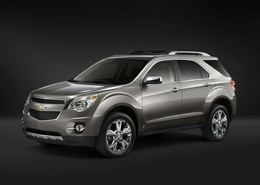 Détroit 2009 : nouveau Chevrolet Equinox en photos et vidéo