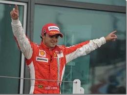F1 : Ferrari prolonge Massa jusqu'en 2012