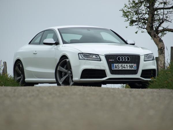 Essai vidéo - Audi RS5 : l'efficacité avant tout