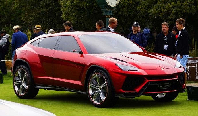 Lamborghini : la production du SUV débutera en avril