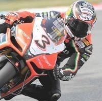 Superbike - Silverstone: Max Biaggi devra réagir sur un terrain qui ne lui est pas favorable