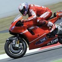 Moto GP - Catalogne D.1: Stoner ne joue pas petit bras