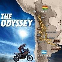 Dakar 2016 : les véhicules sont bien arrivés
