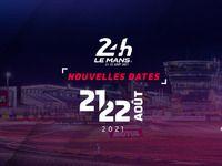 Les 24 Heures du Mans 2021 sont reportées