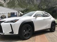 Lexus UX: descente en gamme - Vidéo en direct du salon de Val d'Isère 2019