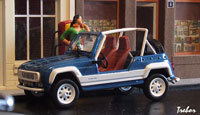 Miniature : 1/43ème - CAR SYSTEME STYLE JP4 BeBop