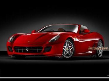 Ferrari 599 roadster : première à Pebble Beach