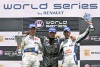WSR Hungaroring: Vettel accroît son avance