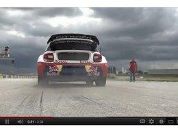 [vidéo] Sébastien Loeb découvre sa Citroën DS3 XL