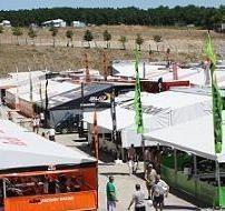 Le paddock du GP de France : présentation de notre reportage