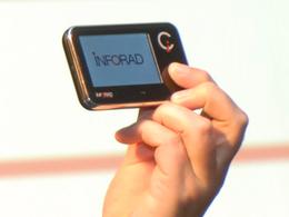 Inforad Ci : un nouvel avertisseur de radar communiquant