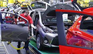 Toyota va produire plus de Yaris hybrides dans son usine française