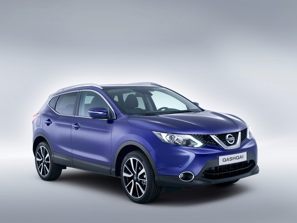 nissan d voile les tarifs du nouveau qashqai partir de 21 490 euros. Black Bedroom Furniture Sets. Home Design Ideas