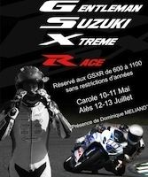 Gentleman Suzuki Xtreme Race: encore quelques places à prendre